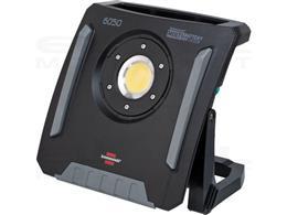 Brennenstuhl Multi Battery 18V System LED Hybrydowy Reflektor 6050 MH / lampa robocza LED 60W kompatybilny z akumulatorami 18V o