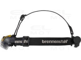 Brennenstuhl LuxPremium latarka czołowa CRI SL 350 AFT / czołówka z czujnikiem (latarka czołowa led z możliwością wyboru koloru
