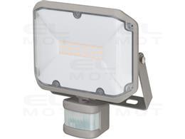 Brennenstuhl AL 2000 P Kinkiet Zewnętrzny /Oświetlenie zewnętrzne z czujnikiem ruchu (Reflektor LED do montażu na ścianie, lampy