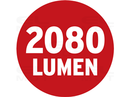 Reflektor LED AL 2050 20W, 2080lm, IP44-257896