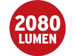 Reflektor LED AL 2050 P z czujnikiem ruchu na podczerwień 20W, 2080lm, IP44-257911