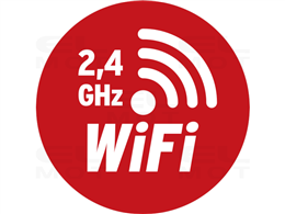 brennenstuhl®Connect LED Reflektor WiFi z czujnikiem ruchu WF 2050 P 2400lm, PIR, IP54      -257984