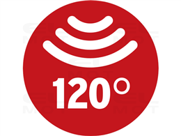 brennenstuhl®Connect LED Reflektor WiFi z czujnikiem ruchu WF 2050 P 2400lm, PIR, IP54      -257988
