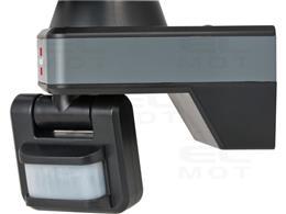 brennenstuhl®Connect LED Reflektor WiFi z czujnikiem ruchu WF 2050 P 2400lm, PIR, IP54      -257996