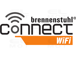brennenstuhl®Connect LED Reflektor WiFi Duo WFD 3050 3500lm, IP54 -258003