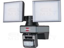 brennenstuhl®Connect LED WiFi Reflektor Duo z czujnikiem ruchu WFD 3050 P 3500lm, PIR, IP54-258020