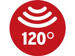 brennenstuhl®Connect LED WiFi Reflektor Duo z czujnikiem ruchu WFD 3050 P 3500lm, PIR, IP54-258028