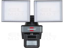 brennenstuhl®Connect LED WiFi Reflektor Duo z czujnikiem ruchu WFD 3050 P 3500lm, PIR, IP54-258031