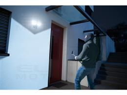 brennenstuhl®Connect LED WiFi Reflektor Duo z czujnikiem ruchu WFD 3050 P 3500lm, PIR, IP54-258035