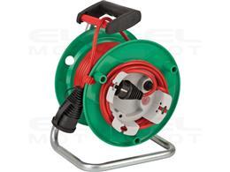 Przedłużacz bębnowy ogrodowy Garant G Bretec IP44 25m H05VV-3G1.5 *BE/FR*-250060