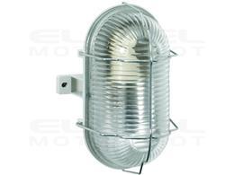 owalne światło IP44 60W szary-250169