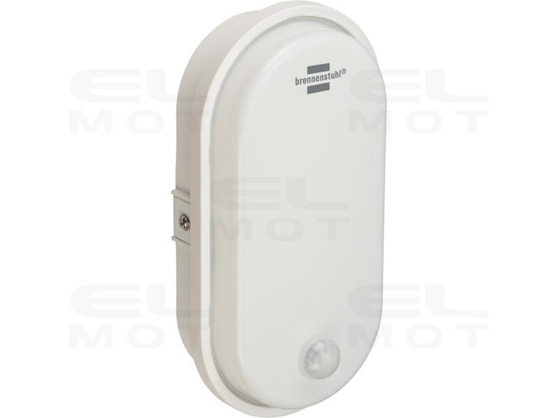 Oprawa oświetleniowa owalna LED OL 1650 P z czujnikiem ruchu na promieniowanie podczerwone 1680lm, IP54-258101