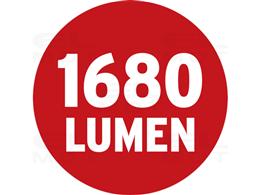 Oprawa oświetleniowa owalna LED RL 1650 P s pohybovým PIR detektorem 1680lm, IP54-258141