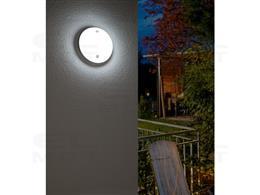 Oprawa oświetleniowa owalna LED RL 1650 P s pohybovým PIR detektorem 1680lm, IP54-258147