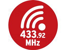 Brama sieciowa do automatyki domowej GWY 433-258155