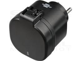 brennenstuhl®Connect Gniazdo WiFi WA 3000 XS02 biały IP44 *FR*-250320