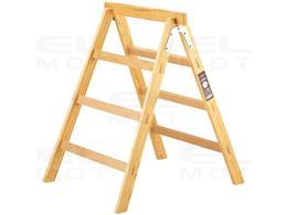 Drewniany koziołek roboczy lub koziołek do prac tapeciarskich HAB 150-250548