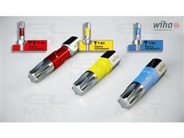"""Wiha Zestaw bitów Y 25 mm TORX (T30) 5-cz. 1/4"""" w kasecie (41596)-202938"""