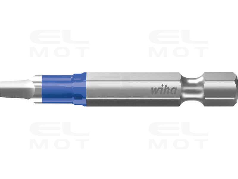 """Wiha Zestaw bitów T 50 mm Czworokątne (#3) 5-cz. 1/4"""" w kasecie (41663)-202781"""