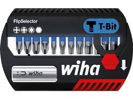 """Wiha Zestaw bitów FlipSelector, bit T 25 mm mie-sza-ny 1/4"""" 14-cz. (41826)-201637"""