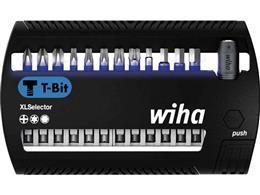 """Wiha Zestaw bitów XLSelector, bit T 50 mm Phillips, TORX, sześciokątne 14-cz. 1/4"""" (41831)-201700"""