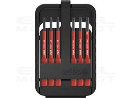 Wiha Zestaw bitów slimBit electric TORX PLUS 7-cz. wraz z kasecie slimBit (43155)-209619