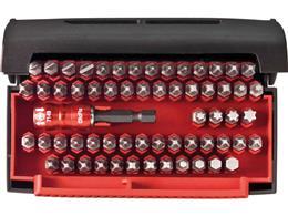 """Wiha Zestaw bitów Collector Standard 25 mm mieszany 1/4"""" 62-cz. wraz z kasecie (07943)-203076"""