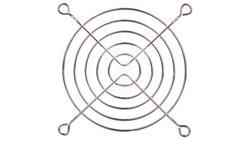 Metalowa kratka ochronna dla wentylatorów 92x92mm RAL7035 LZ33-90-41079