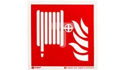 Tabliczka ostrzegawcza /Hydrant 150x150/ IF/002/F/FS-40988