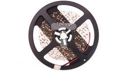 Taśma FLASH 3528 300 LED zimny biały 24W bez żelu 8mm rolka 5m LD-3528-300-20-ZB-52130
