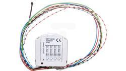 Unica Plus Uniwersalny nadajnik RF 4 wejścia CCT1A030-21702