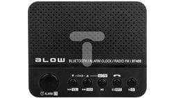 Głośnik Bluetooth BT400 zegar / radio FM 30-314#-50213
