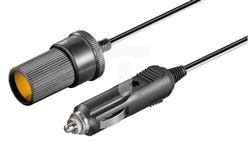 Przedłużacz kabla do zapalniczki samochodowej 2m 11425-57433