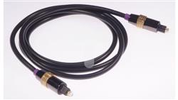 Kabel optyczny Toslink 5mm 1,5m HQ LIBOX LB0030-31787