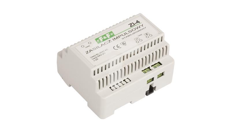 Zasilacz impulsowy 85-264VAC/24VDC 50W 2A ZI-4-14309