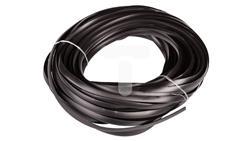Osłona krawędzi z PCV czarna OKU 4/2 E01PK-01060100700 /25m/-36907