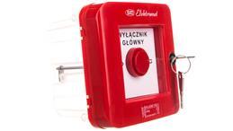 Wyłącznik alarmowy samoczynny p/t zamek WGZp-1s 921540-76041