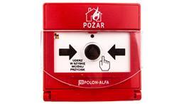 Ręczny ostrzegacz pożarowy ROP-4001M-76031