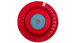 Sygnalizator akustyczny pożaru adresowalny biały SAL-4001-75669
