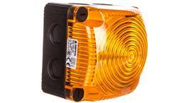 Sygnalizator ostrzegawczy żółty 115-230V AC LED stały IP66 853.300.60-75596