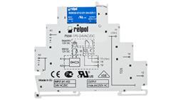 Przekaźnik interfejsowy 1P 6A 24V AC/DC AgSnO2 PIR6W-1PS-24VAC/DC-C SZARE 857201-4579