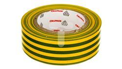 Taśma izolacyjna 228 0.19-19-20 PVC/żółto-zielona 130630-36025