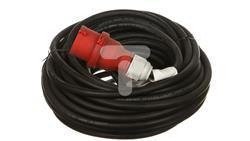 Kabel przedłużający (przedłużacz) IP44 25m CEE 400V/16A H07RN-F 5G2,5 1167720-32766