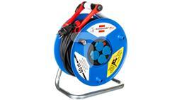 Przedłużacz bębnowy Garant IP44 40m 4x230V H07RN-F 3G2,5 czarny 1233124-30592