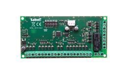 Moduł rozbudowy czytników kart/pastylek centrali systemu alarmowego serii INTEGRA, Satel INTR-156523