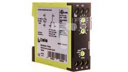Przekaźnik czasowy 1P 5A 0,3sek-3min 24-240V AC/DC opóźnione wyłączenie V2ZA10 3MIN 24-240V AC/DC 2615224-2273