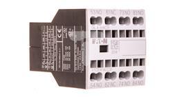 Styk pomocniczy 3Z 1R montaż czołowy zacisk sprężynowy DILA-XHIC31 276533-18614